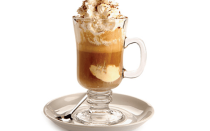 Кофе Гляссе – идеальный дуэт эспрессо и нежного мороженого