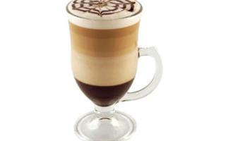 Кофе Мокачино – сочетание сливочных и шоколадных ноток