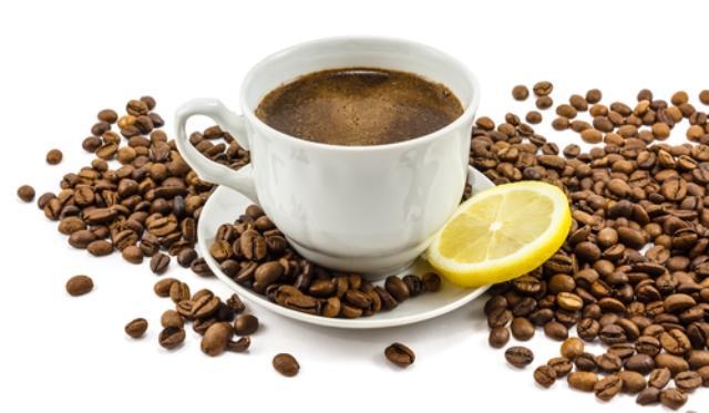 Кофе с лимоном (романо)